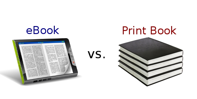 10 eBook Vs Printed Books Facts